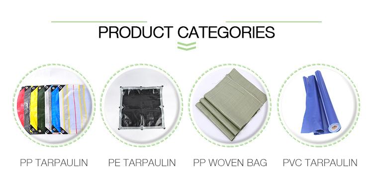 Multi-Purpose PE Tarpaulin